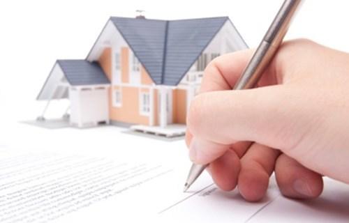 Hồ sơ lệ phí trước bạ đối với tài sản nhà đất