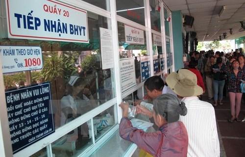Không cần mang thẻ BHYT khi khám chữa bệnh từ 1/6/2017