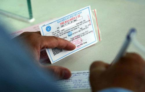 Không thu hồi thẻ khi báo giảm người tham gia bảo hiểm y tế